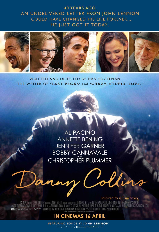Danny Collins Al Pacino Jennifer Garner New Movie