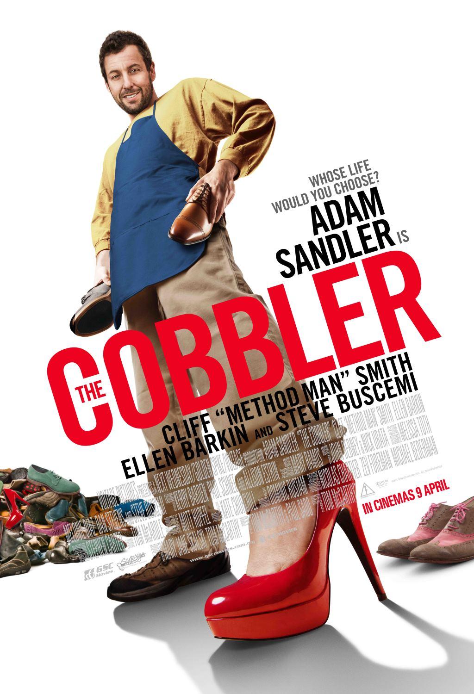 The Cobbler   Adam Sandler's New Movie   GSC Movies