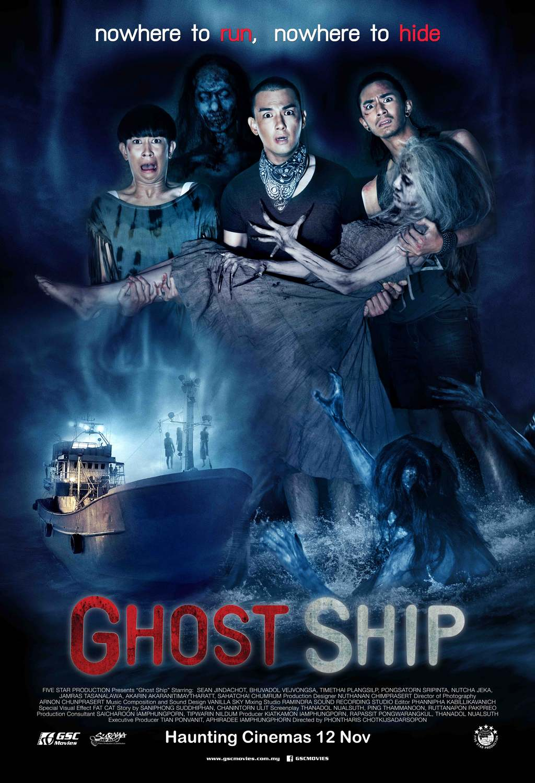 Resultado de imagem para ghost ship thai movie