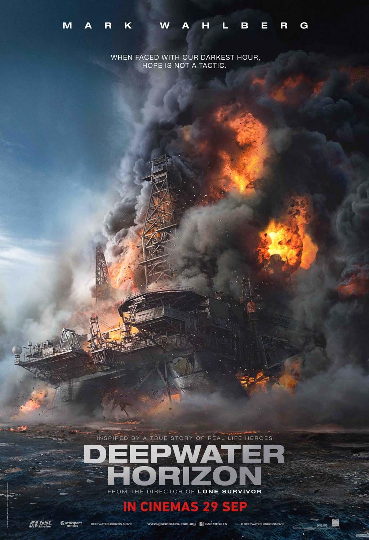 Deepwater Horizon | Upcoming Movies | GSC Movies