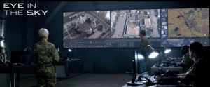 New Hollywood movies Eye in the Sky