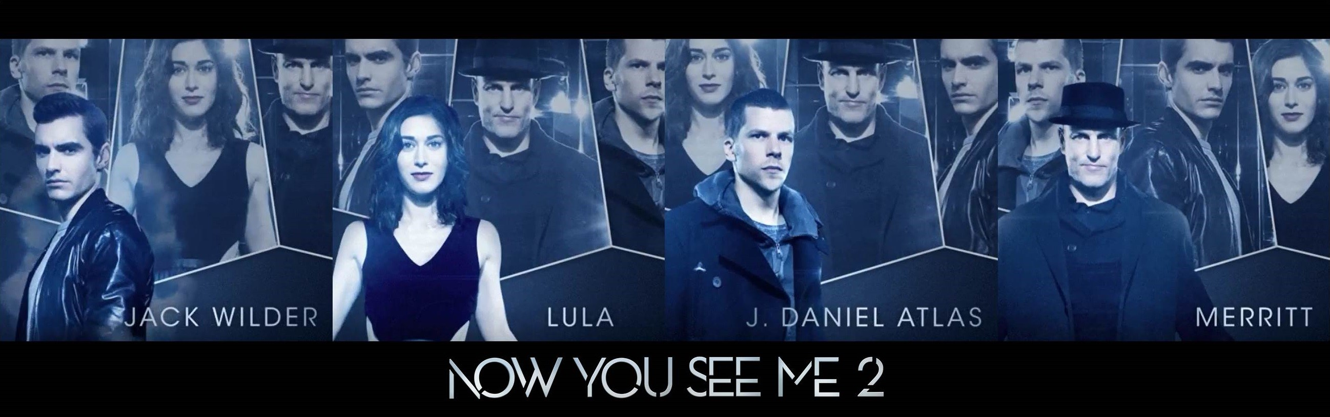 Now You See Me 2 Action Movies Gsc Movies