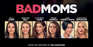 Bad Moms, GSC Movies Malaysia
