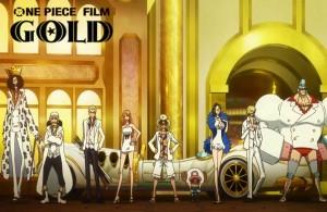 One Piece, Anime Movie, GSC Movies Malaysia