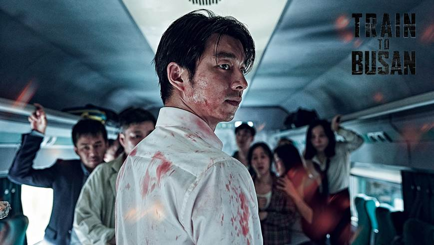 Train To Busan | Horror Movies | GSC Movies
