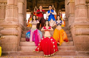 0128 - Kung Fu Yoga Cast does Bollywood Dance