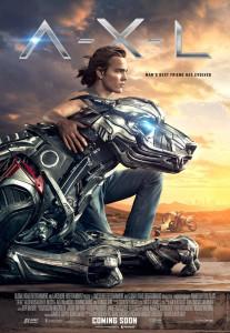 A.X.L   Sci-fi movie   GSC Movies