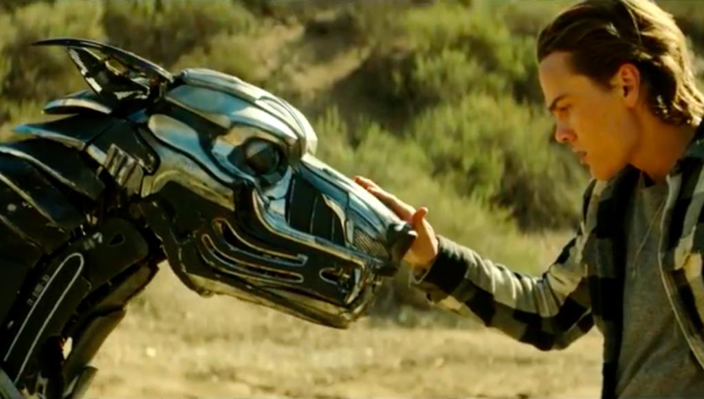 A.X.L | Sci-fi movie | GSC Movies