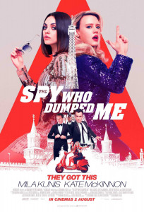 The Spy Who Dumped Me | Action movie | GSC Movies