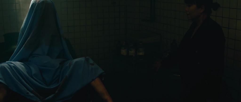 Nard ghost in Ghost wife Horror movie