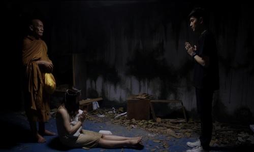 Nard haunts Mac - Ghost wife Horror Movie