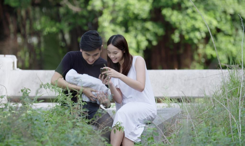 Couples having kid