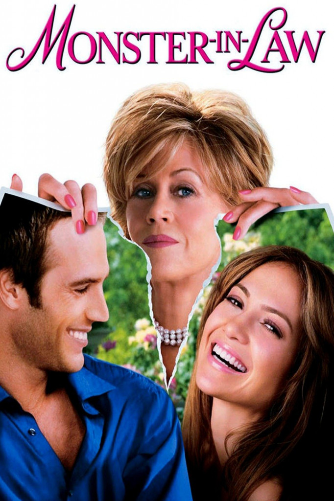 comedy movie - Monster in law