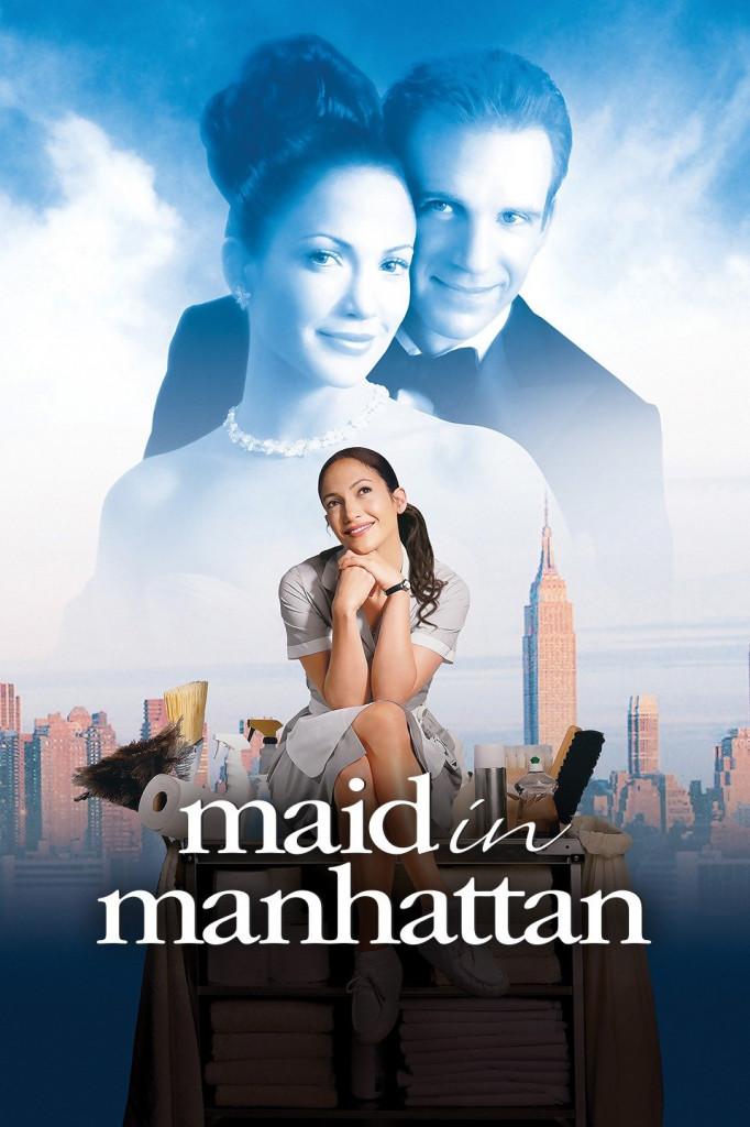 comedy movie - maid in manhattan