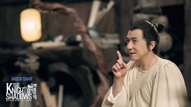 Jackie Chan in new mythology movie