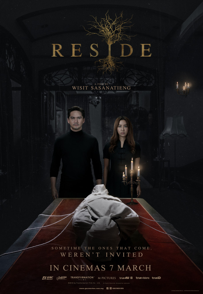 Possession movie Reside Poster