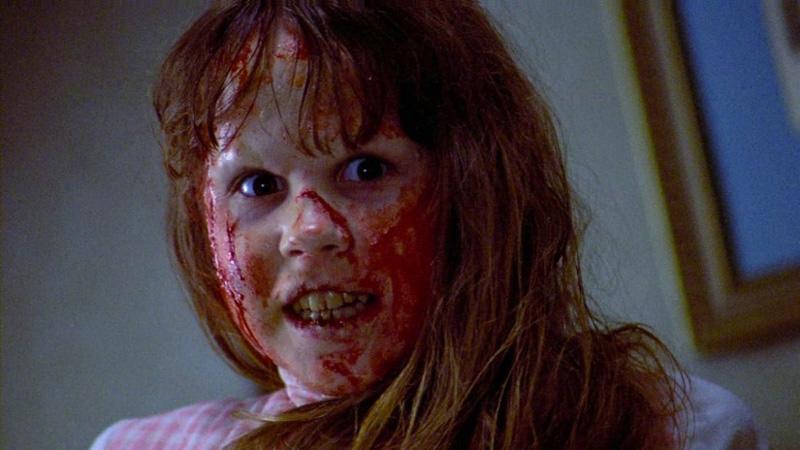thriller movie  with creepy kids