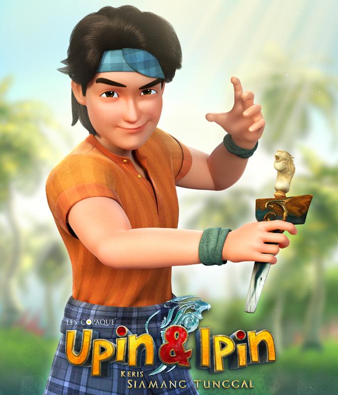 upin & Ipin malay folklore