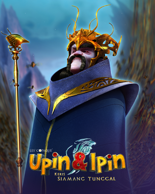 upin & ipin malay folklore movie