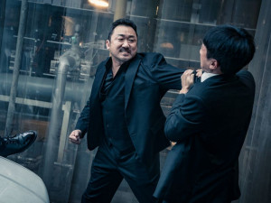 Ma Dong Seok's action movie