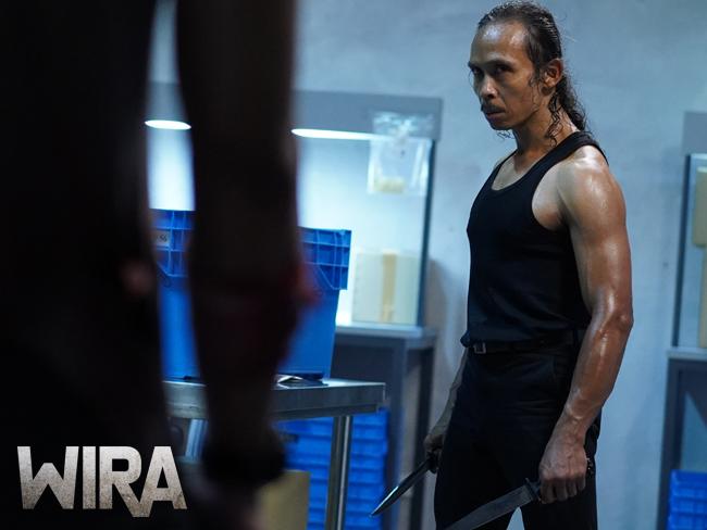 Mad Dog Yayan Ruhian kembali lagi dalam WIRA?   GSC Movies