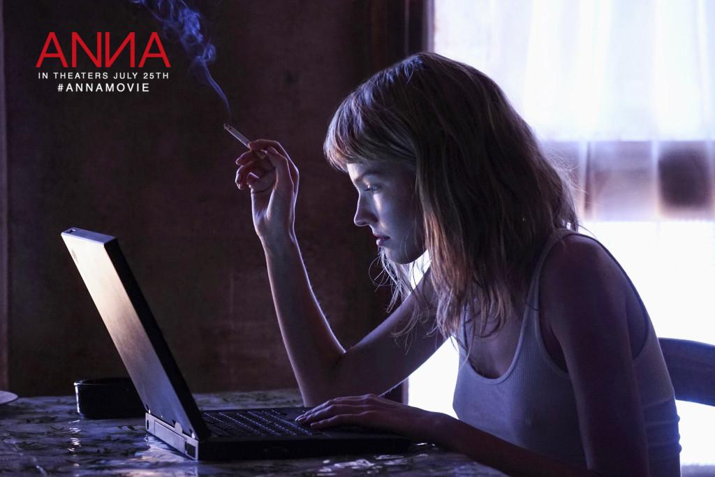 How to be a spy like Anna?