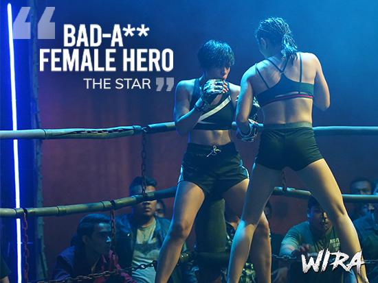 Konfem ke filem WIRA wajib tonton? | GSC Movies