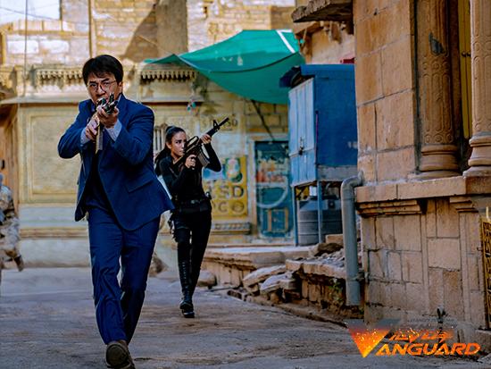 Jackie-Chan-hampir-lemas-untuk-filem-vanguard 1